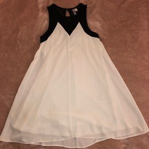 Francesca's size xs A-line dress